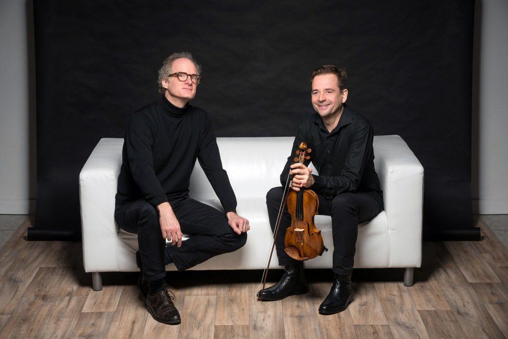 Jan Philip Schulze (Piano), Ulf Schneider (Violine)